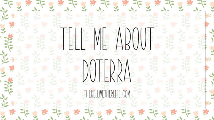 Tell me about doTERRA