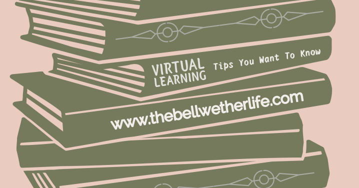 Virtual Learning Tips You Want To Know