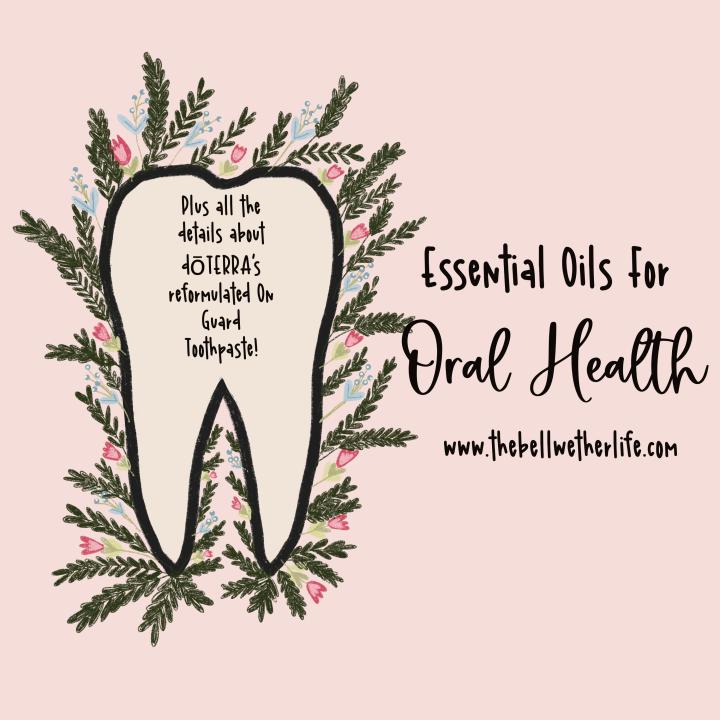 Essential Oils For OralHealth
