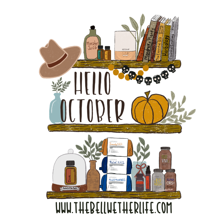 Hello October: Promotions and News